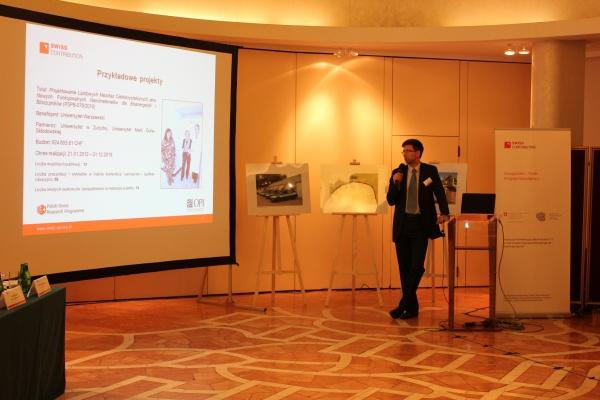 Konferencja podsumowująca dotychczasowe efekty wdrażania projektów SPPW