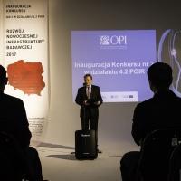 dr Olaf Gajl - dyrektor OPI PIB opowiada o roli OPI PIB we wdrażaniu POIR