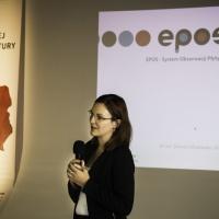 Pani Dorota Olszewska z Instytutu Geofizyki PAN opowiedziała o pozytywnych doświadczeniach w Konkursie nr 1
