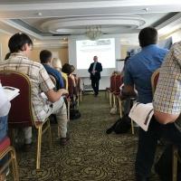 Szkolenie dla beneficjentów 1. i 2. Konkursu w Działaniu 4.2 POIR odbyło się 12 i 13 czerwca 2019 r. w Jachrance, fot. Grzegorz Wierzbicki, OPI PIB