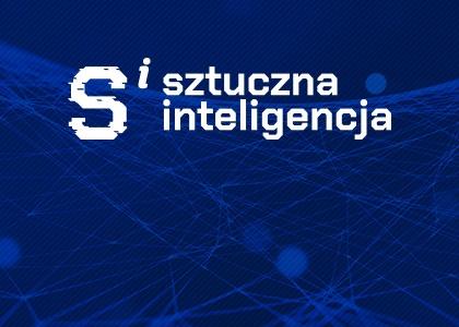 Zdjęcie przedstawia znak graficzny portalu Sztuczna Inteligencja.
