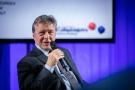 Powiększ zdjęcie: Dr Olaf Gajl - dyrektor OPI PIB jako jeden z panelistów; fot. Artur Traczyk/OPI PIB